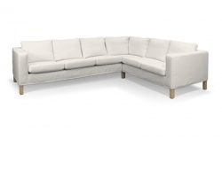 cover for Karlanda corner sofa - left