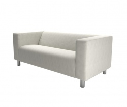 cover for Klippan two seater sofa